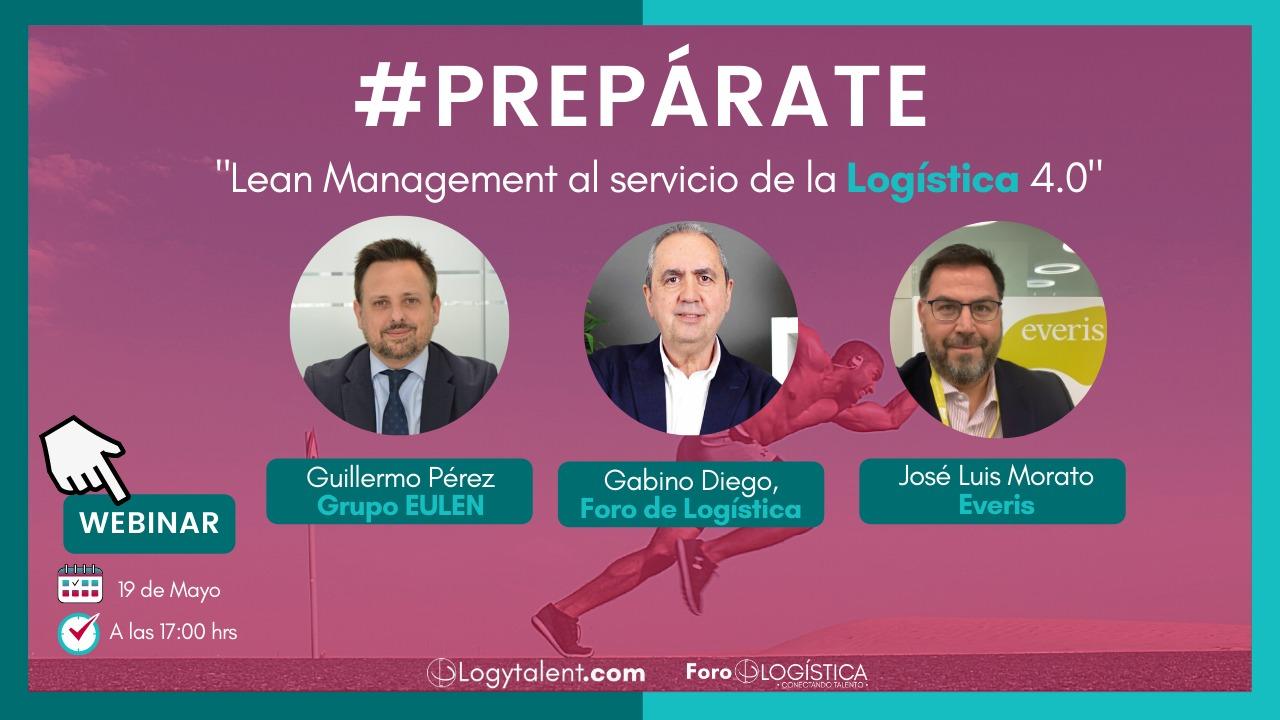 Webinar Gratuita: Lean Management al servicio de la Industria 4.0